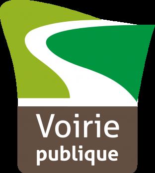 Logo voirie publique couleurs