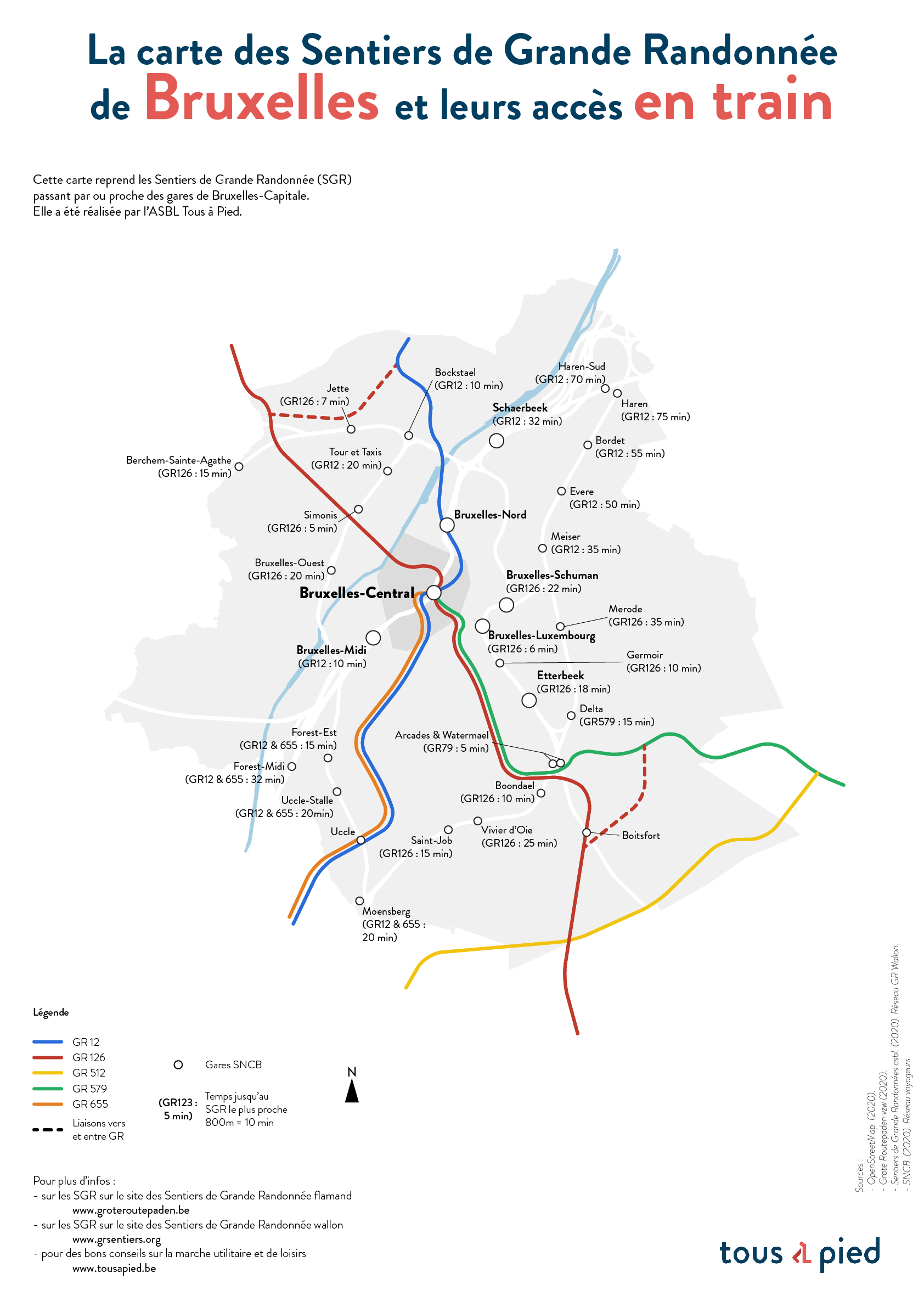 A3 - Bxl-Capitale - Trains - FR
