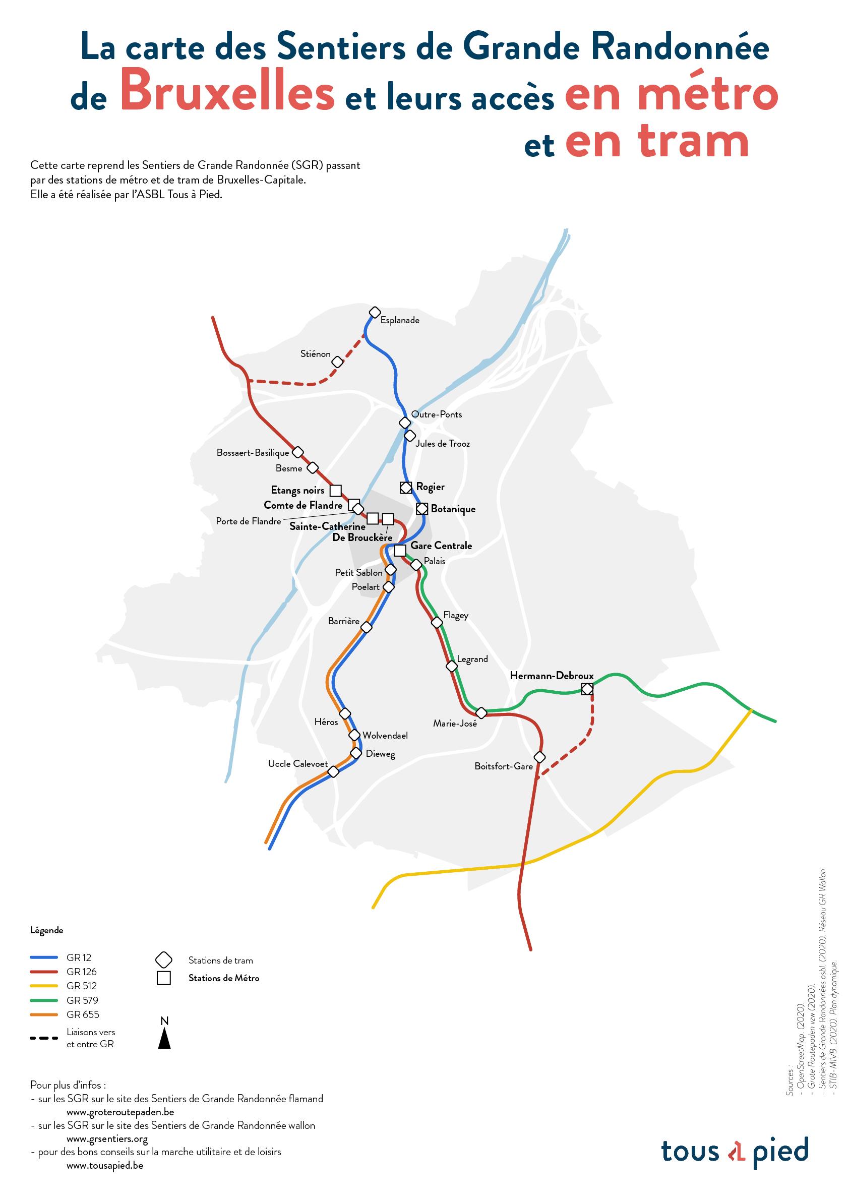 A3 - Bxl-Capitale - métro - FR