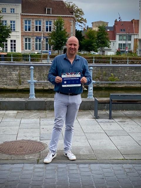 Label Tournai